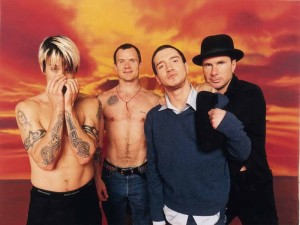 Новый сингл Red Hot Chili Peppers...